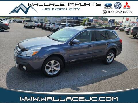 2014 Subaru Outback for sale at WALLACE IMPORTS OF JOHNSON CITY in Johnson City TN