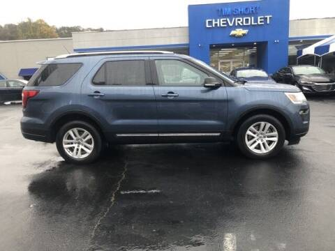 2018 Ford Explorer for sale at Tim Short Auto Mall in Corbin KY