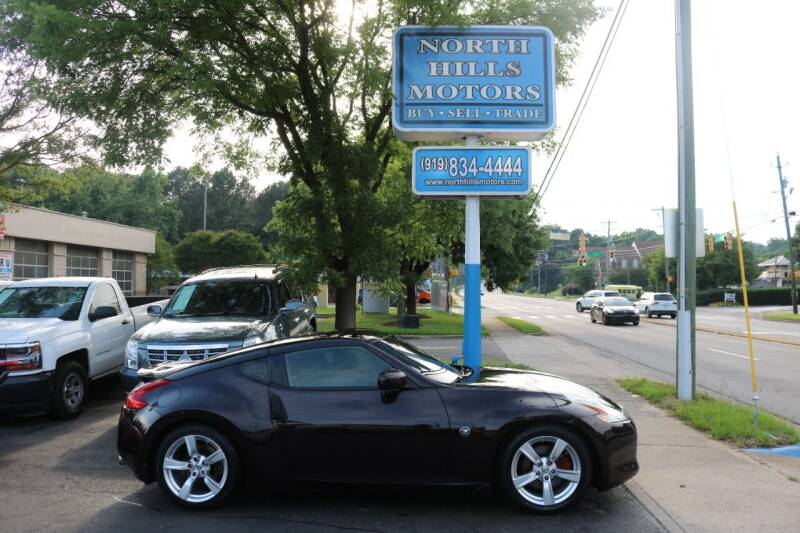 2010 Nissan 370Z for sale at North Hills Motors in Raleigh NC
