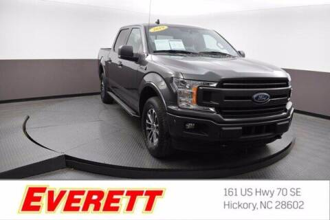 2019 Ford F-150 for sale at Everett Chevrolet Buick GMC in Hickory NC