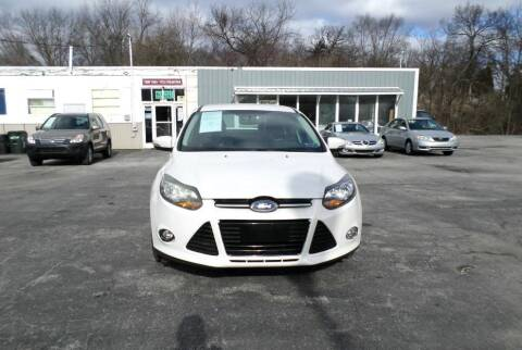 2014 Ford Focus for sale at XXX Kar Mart in York PA