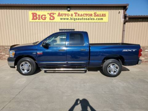 2009 Dodge Ram Pickup 2500 for sale at BIG 'S' AUTO & TRACTOR SALES in Blanchard OK