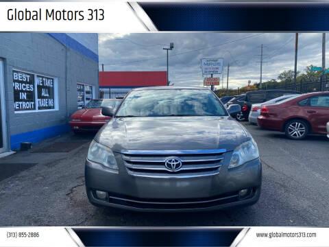 2005 Toyota Avalon for sale at Global Motors 313 in Detroit MI