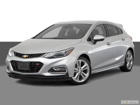2018 Chevrolet Cruze for sale at West Motor Company in Hyde Park UT