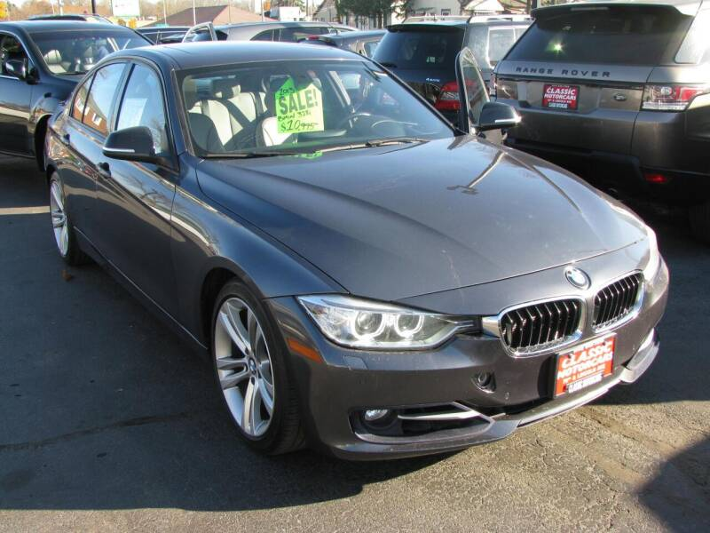 2013 BMW 3 Series for sale at CLASSIC MOTOR CARS in West Allis WI
