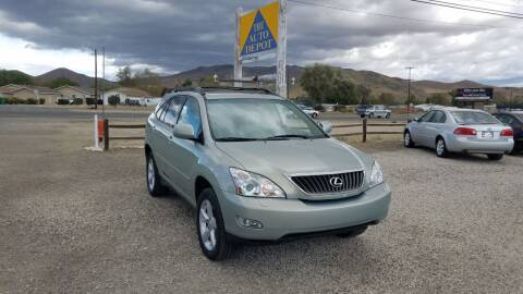 2008 Lexus RX 350 for sale at Auto Depot in Carson City NV