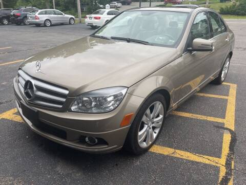 2011 Mercedes-Benz C-Class for sale at Premier Automart in Milford MA