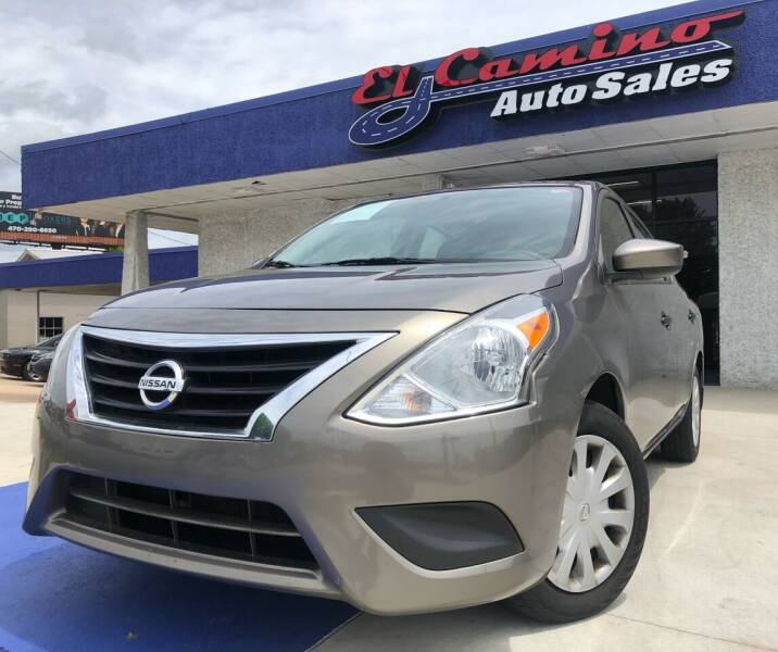 2017 Nissan Versa for sale at Global Imports Auto Sales in Buford GA