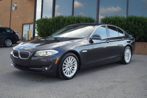 2013 BMW 5 Series for sale at Next Ride Motors in Nashville TN