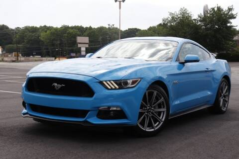 2017 Ford Mustang for sale at Auto Guia in Chamblee GA