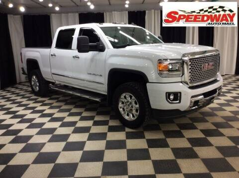 2015 GMC Sierra 3500HD for sale at SPEEDWAY AUTO MALL INC in Machesney Park IL
