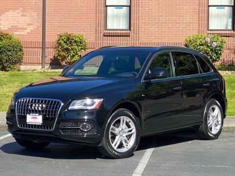 2017 Audi Q5 for sale at SEATTLE FINEST MOTORS in Lynnwood WA