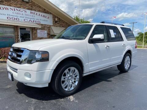 2013 Ford Expedition for sale at Browning's Reliable Cars & Trucks in Wichita Falls TX