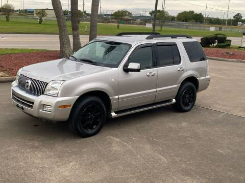 2006 Mercury Mountaineer for sale at M A Affordable Motors in Baytown TX