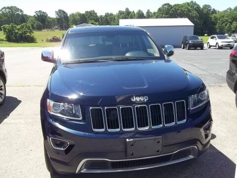 2014 Jeep Grand Cherokee for sale at Gilliam Motors Inc in Dillwyn VA