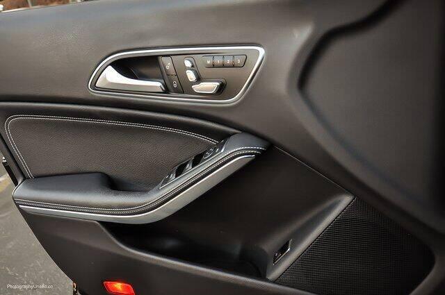 2018 Mercedes-Benz CLA CLA 250 4dr Coupe - Atlanta GA
