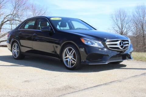 2014 Mercedes-Benz E-Class for sale at Harrison Auto Sales in Irwin PA