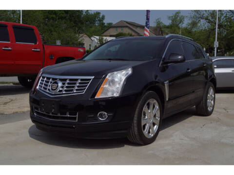 2015 Cadillac SRX for sale at Watson Auto Group in Fort Worth TX