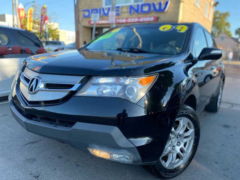 2009 Acura MDX for sale at Drive Now Autohaus in Cicero IL