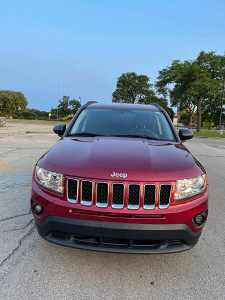 2012 Jeep Compass for sale at Sphinx Auto Sales LLC in Milwaukee WI