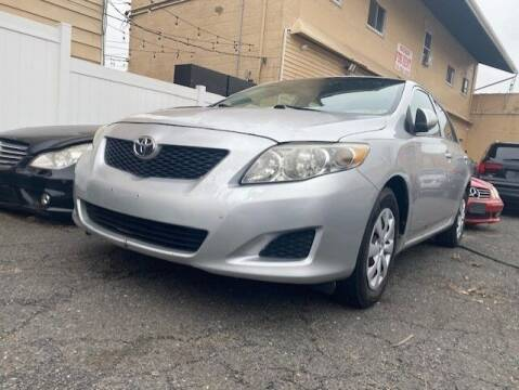 2009 Toyota Corolla for sale at Auto Legend Inc in Linden NJ