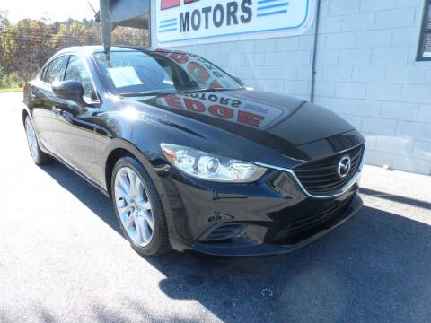 2017 Mazda MAZDA6 for sale at Edge Motors in Mooresville NC
