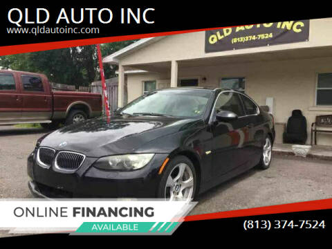 2007 BMW 3 Series for sale at QLD AUTO INC in Tampa FL