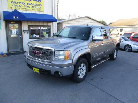 2007 GMC Sierra 1500 for sale at TRI-STAR AUTO SALES in Kingston NY