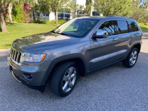 2011 Jeep Grand Cherokee for sale at Donada  Group Inc in Arleta CA