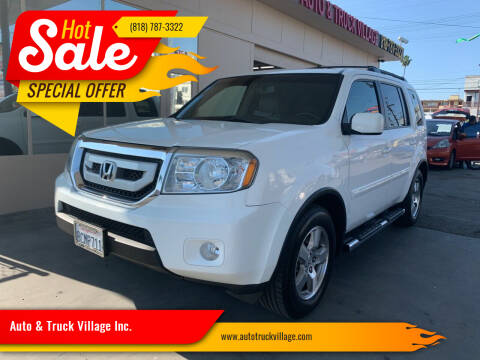 2009 Honda Pilot for sale at Auto & Truck Village Inc. in Van Nuys CA
