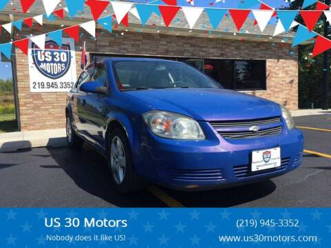 2008 Chevrolet Cobalt for sale at US 30 Motors in Merrillville IN