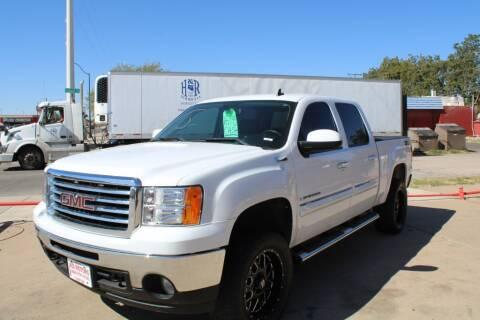 2009 GMC Sierra 1500 for sale at KD Motors in Lubbock TX