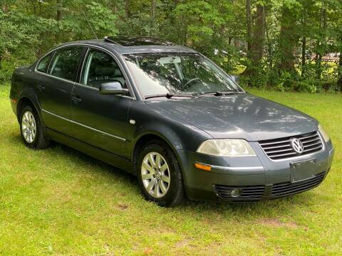 2003 Volkswagen Passat for sale at Choice Motor Car in Plainville CT