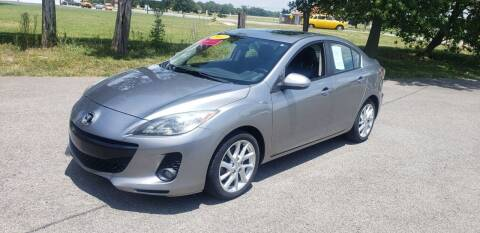2012 Mazda MAZDA3 for sale at Elite Auto Sales in Herrin IL