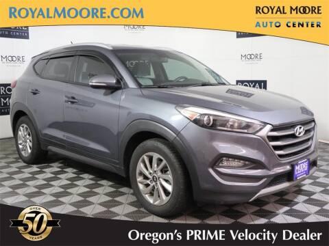 2016 Hyundai Tucson for sale at Royal Moore Custom Finance in Hillsboro OR