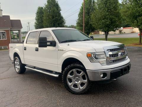 2014 Ford F-150 for sale at Mike's Wholesale Cars in Newton NC