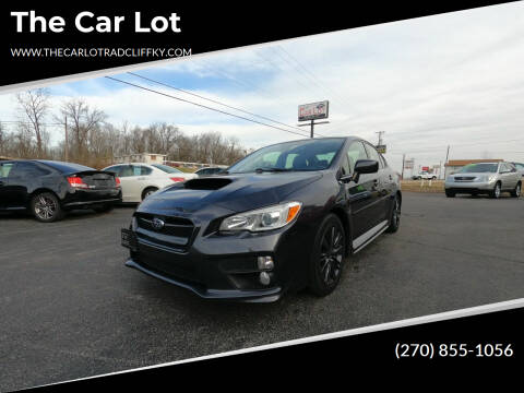 2015 Subaru WRX for sale at The Car Lot in Radcliff KY