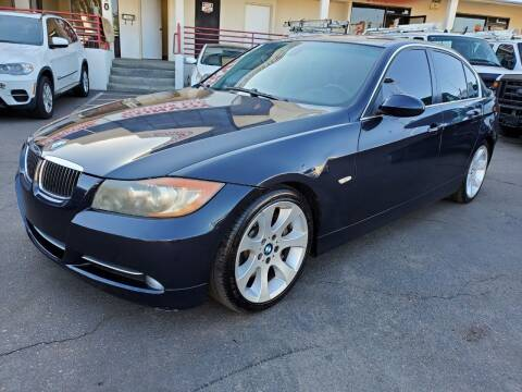 2007 BMW 3 Series for sale at Convoy Motors LLC in National City CA