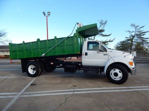2012 Ford F-650 Super Duty for sale at Vail Automotive in Norfolk VA