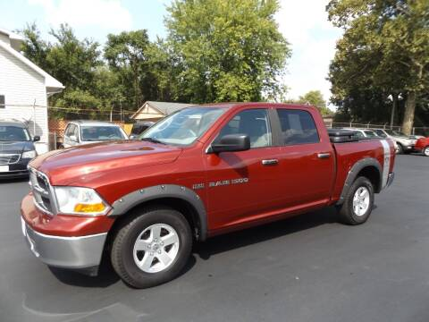 2011 RAM Ram Pickup 1500 for sale at Goodman Auto Sales in Lima OH
