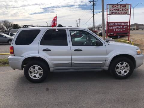 2007 Ford Escape for sale at OKC CAR CONNECTION in Oklahoma City OK