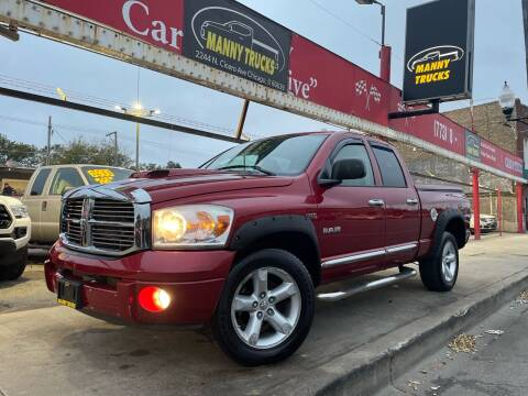 2008 Dodge Ram Pickup 1500 for sale at Manny Trucks in Chicago IL