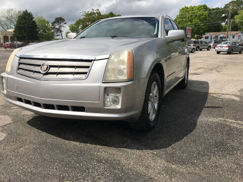 2004 Cadillac SRX for sale at Certified Motors LLC in Mableton GA