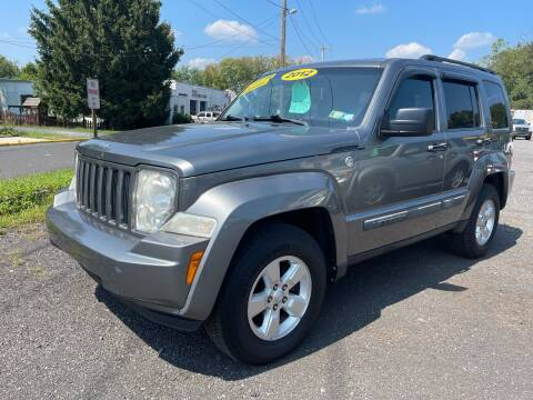 2012 Jeep Liberty for sale at Mayer Motors of Pennsburg in Pennsburg PA