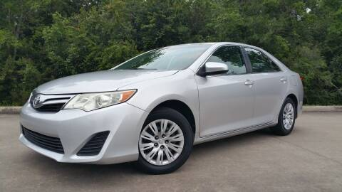 2012 Toyota Camry for sale at Houston Auto Preowned in Houston TX