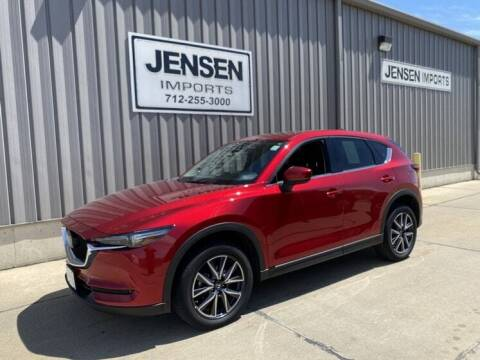 2018 Mazda CX-5 for sale at Jensen's Dealerships in Sioux City IA