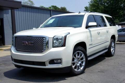 2015 GMC Yukon XL for sale at CU Carfinders in Norcross GA