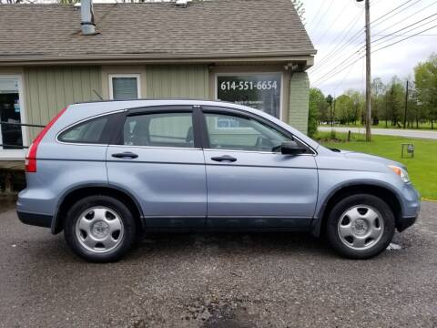 2010 Honda CR-V for sale at Sharpin Motor Sales in Columbus OH