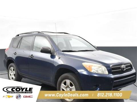 2007 Toyota RAV4 for sale at COYLE GM - COYLE NISSAN - New Inventory in Clarksville IN