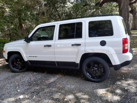 2014 Jeep Patriot for sale at Royal Auto Mart in Tampa FL